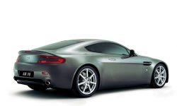 2006 Aston Martin V8 Vantage widescreen wallpapers