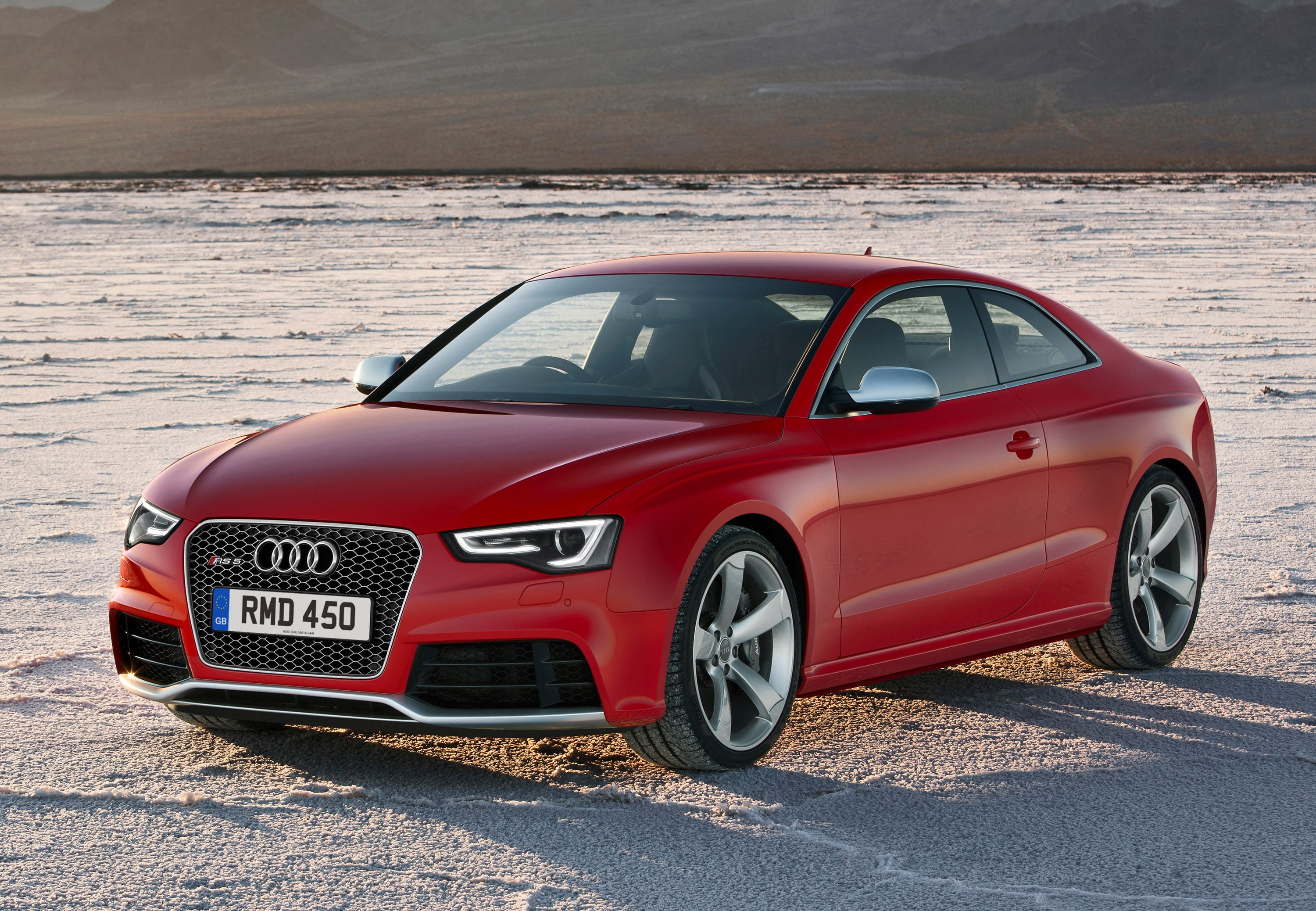 2012 Audi RS5 widescreen wallpapers