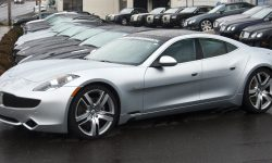 2012 Fisker Karma widescreen wallpapers