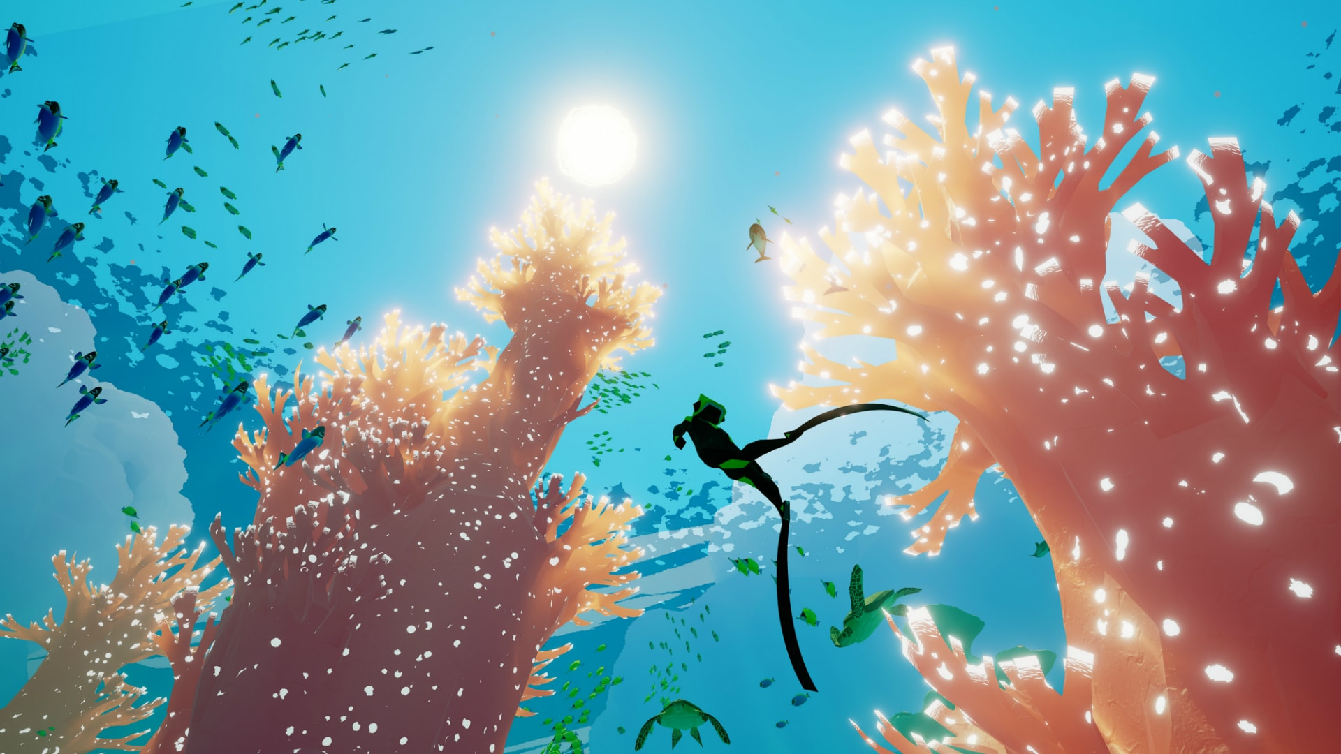 ABZÛ widescreen wallpapers