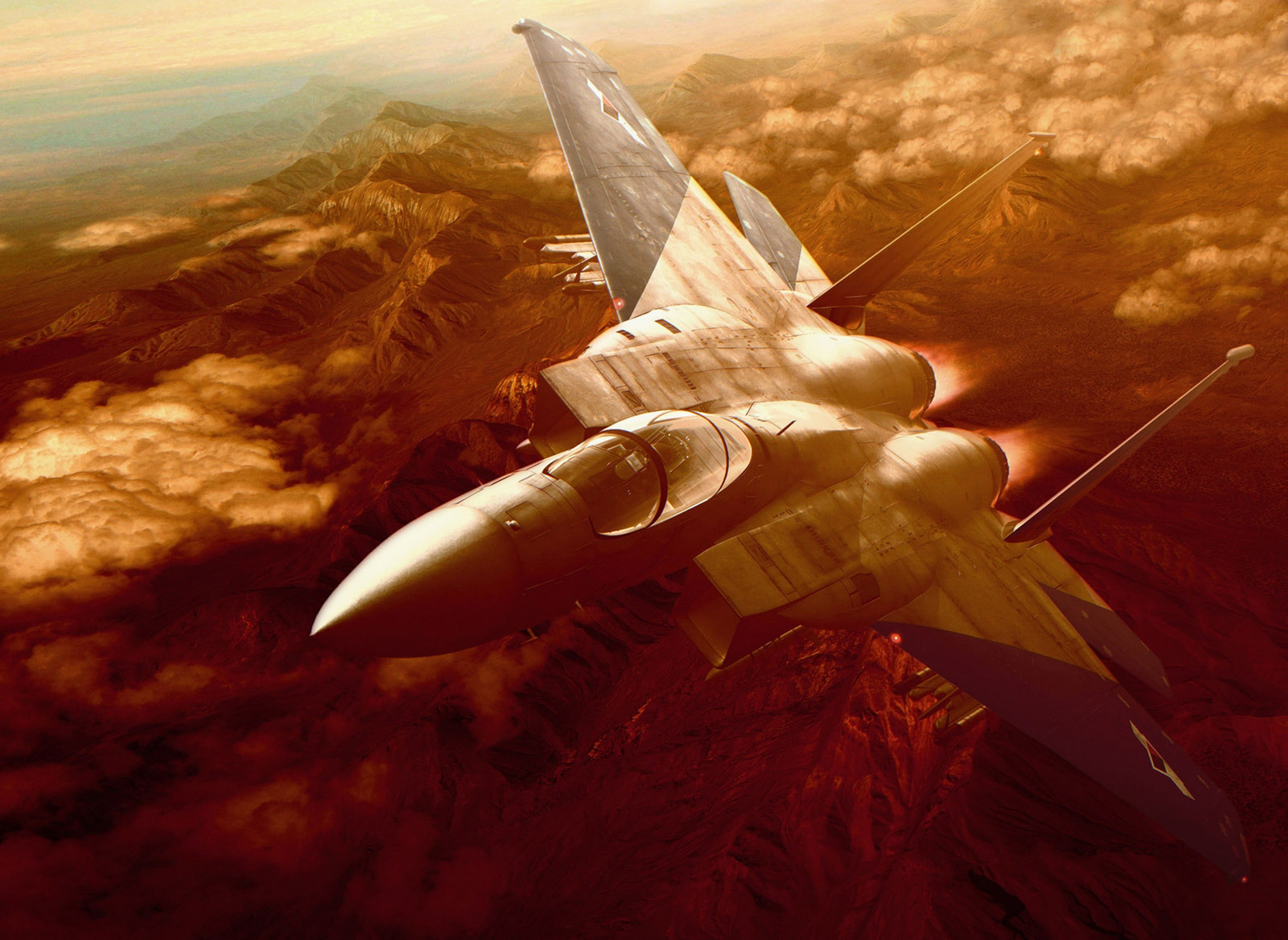 Ace Combat Zero: The Belkan War widescreen wallpapers