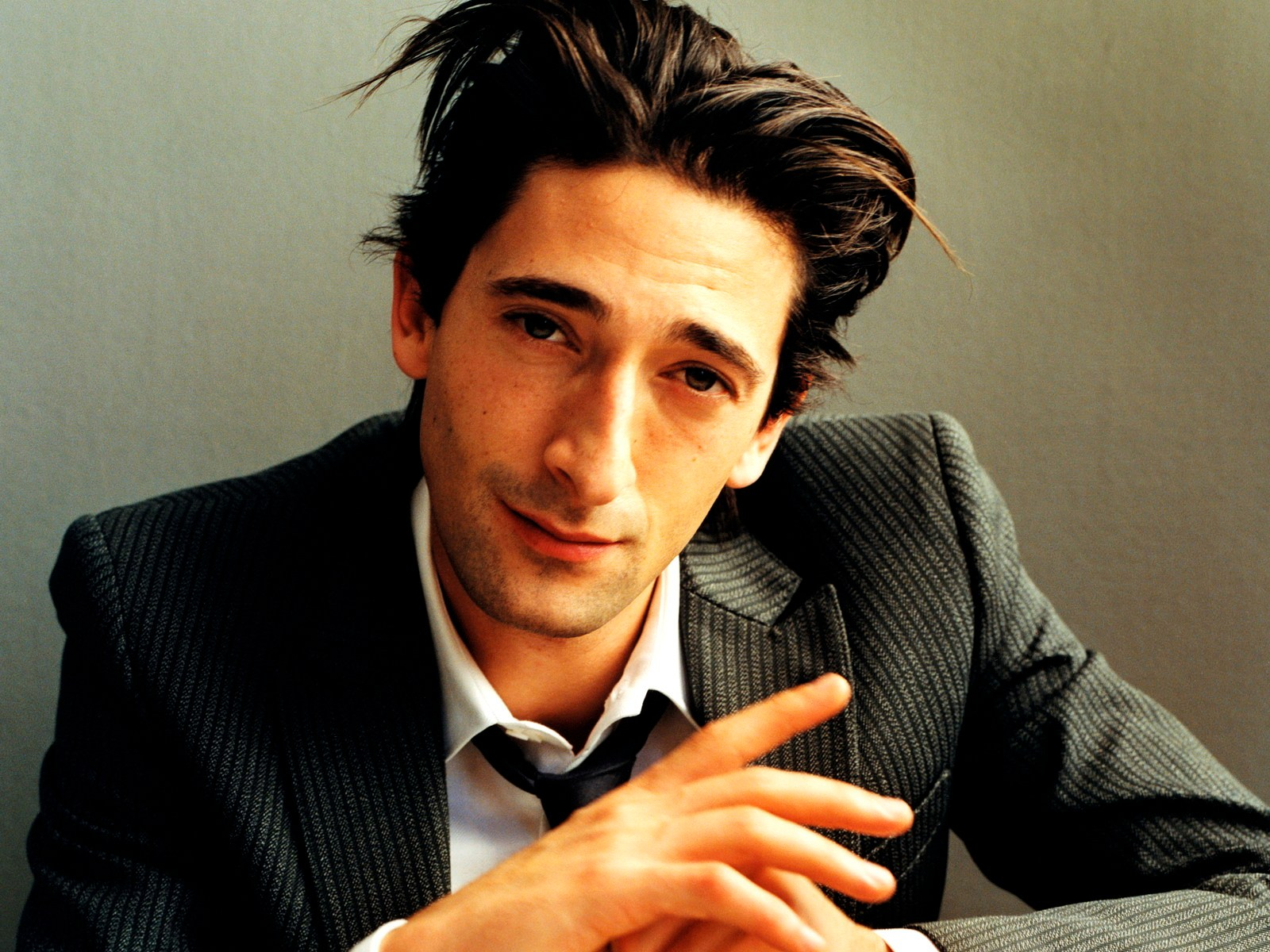 Adrien Brody widescreen wallpapers