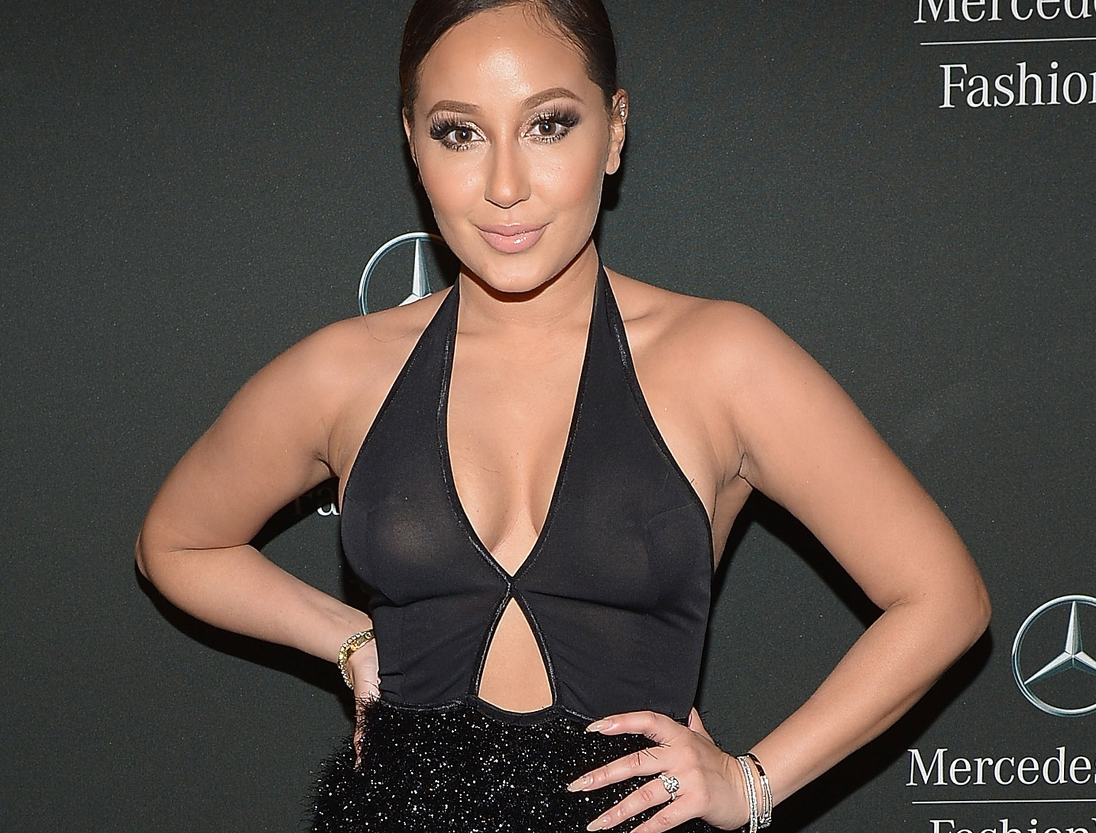 Adrienne Bailon widescreen wallpapers