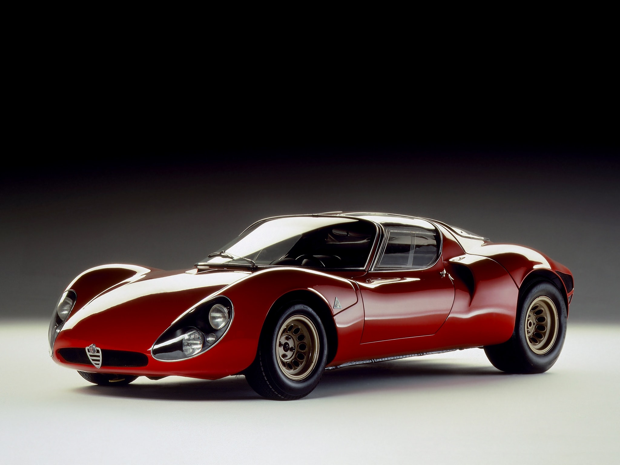 Alfa Romeo Tipo 33 Stradale widescreen wallpapers
