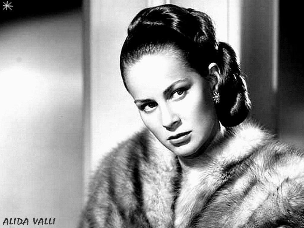 Alida Valli widescreen wallpapers