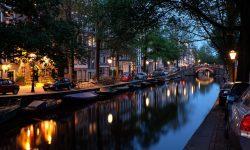 Amsterdam widescreen wallpapers