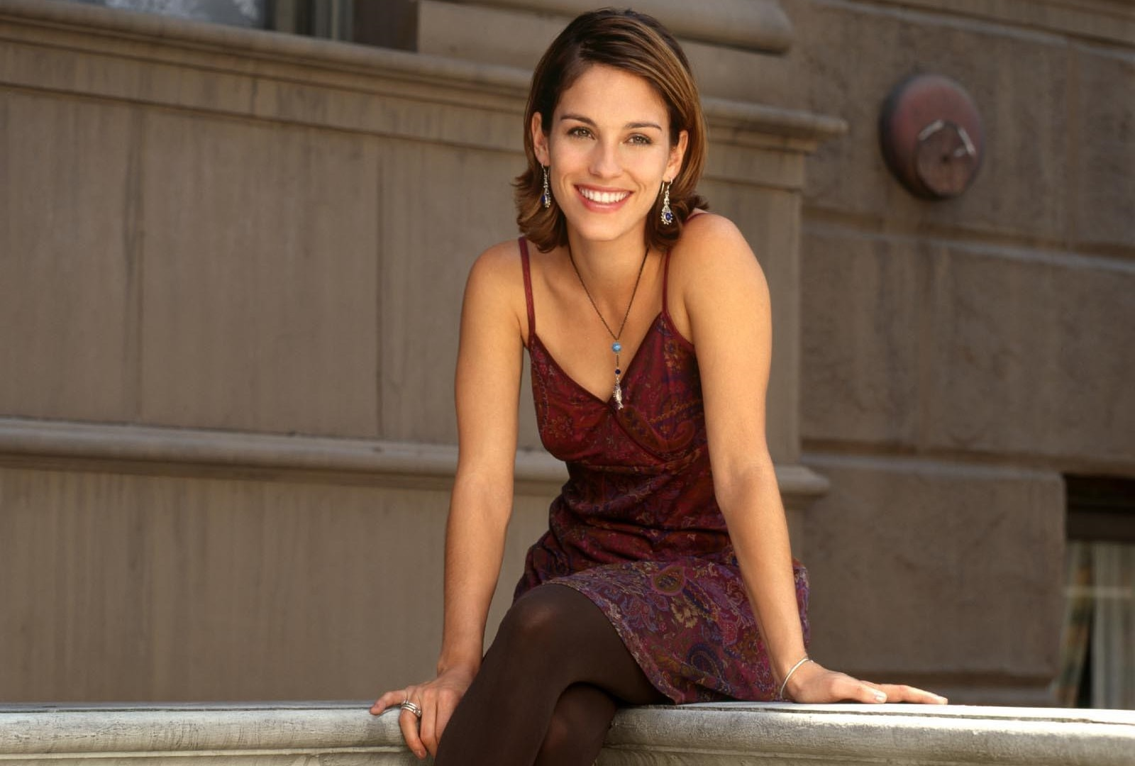 Amy Jo Johnson widescreen wallpapers