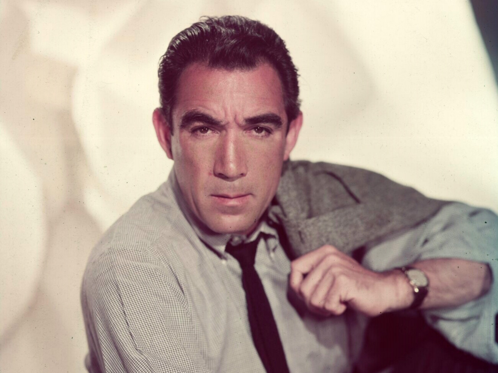 Anthony Quinn widescreen wallpapers