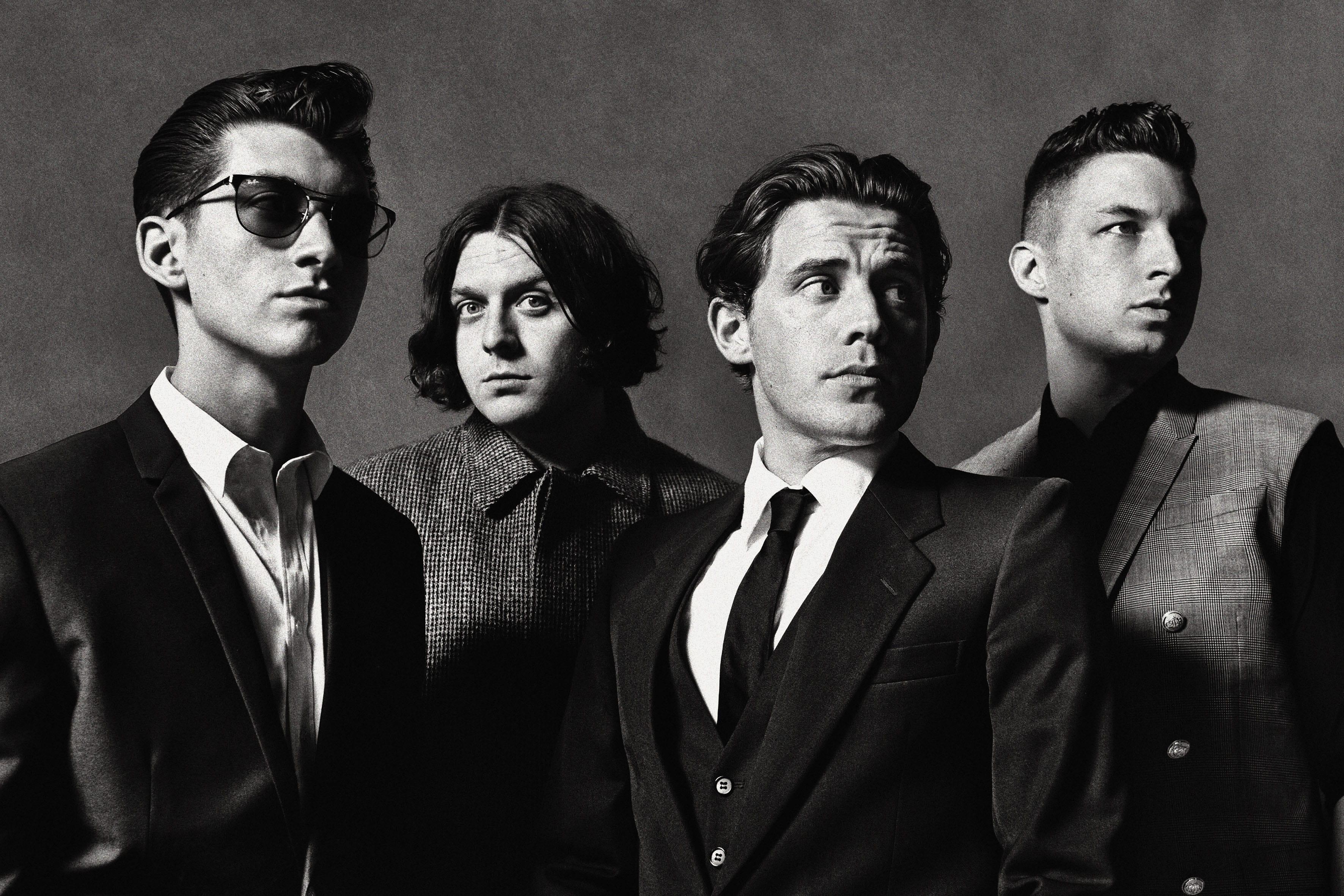 Arctic Monkeys widescreen wallpapers