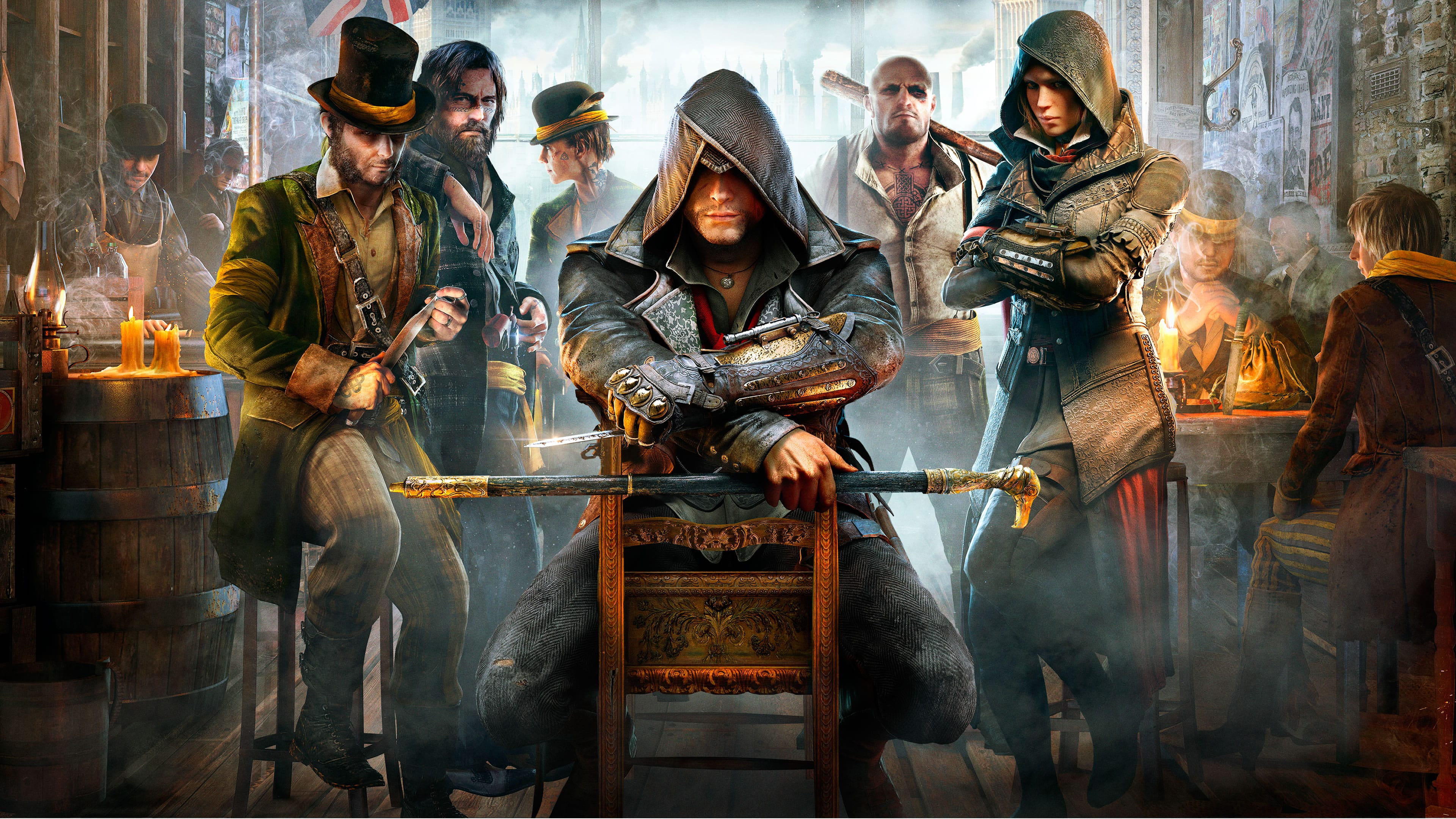 Assassin's Creed: Syndicate widescreen wallpapers