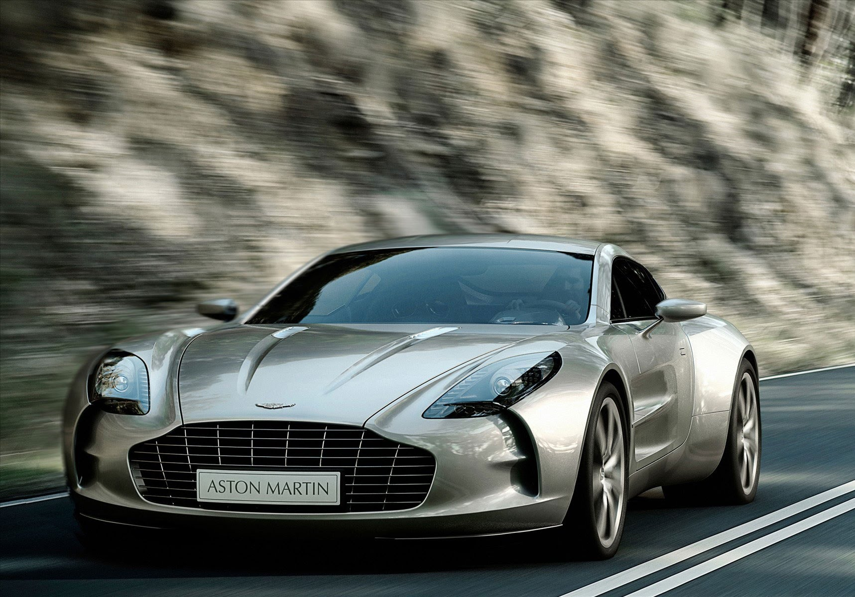 Aston Martin One-77 widescreen wallpapers
