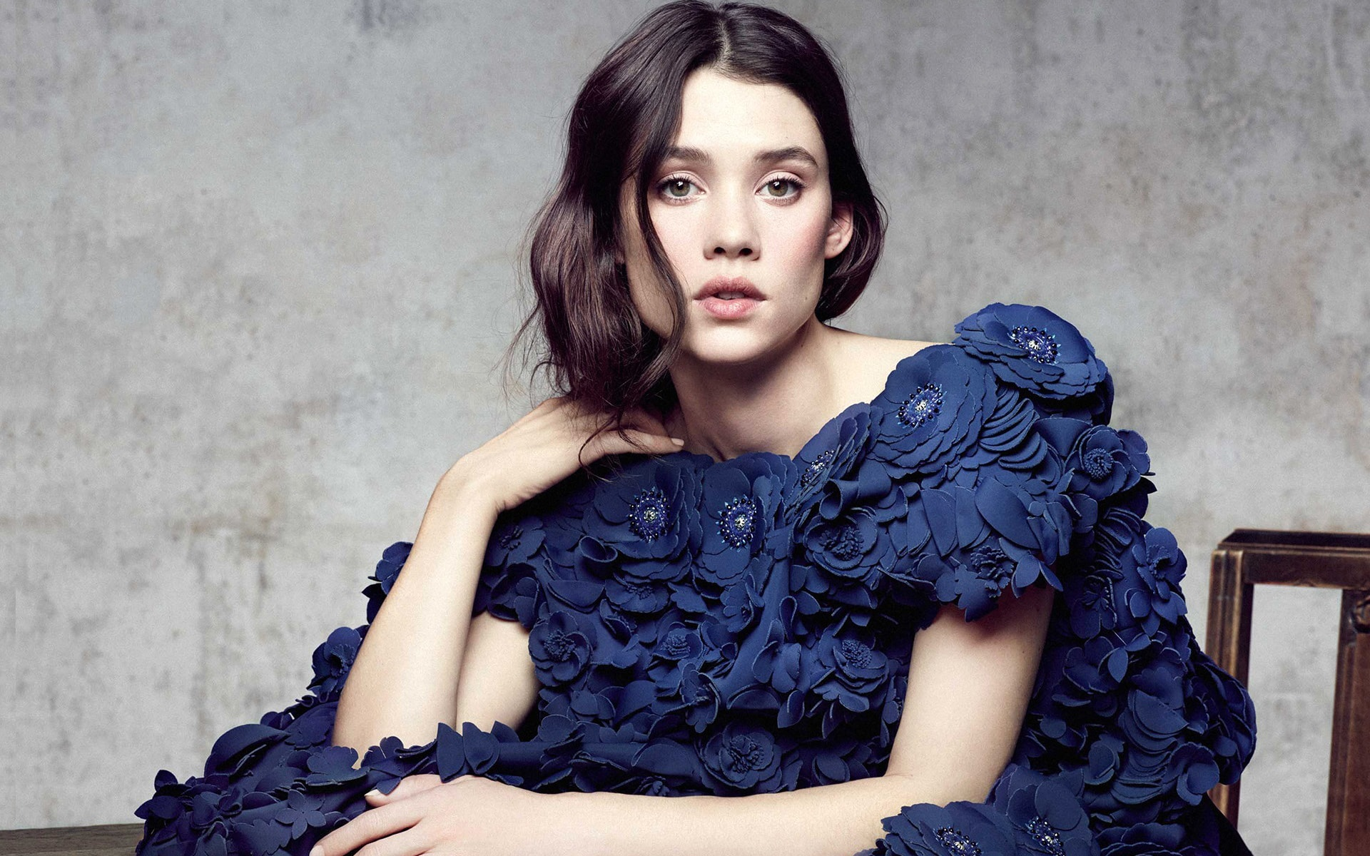 Astrid Berges-Frisbey widescreen wallpapers