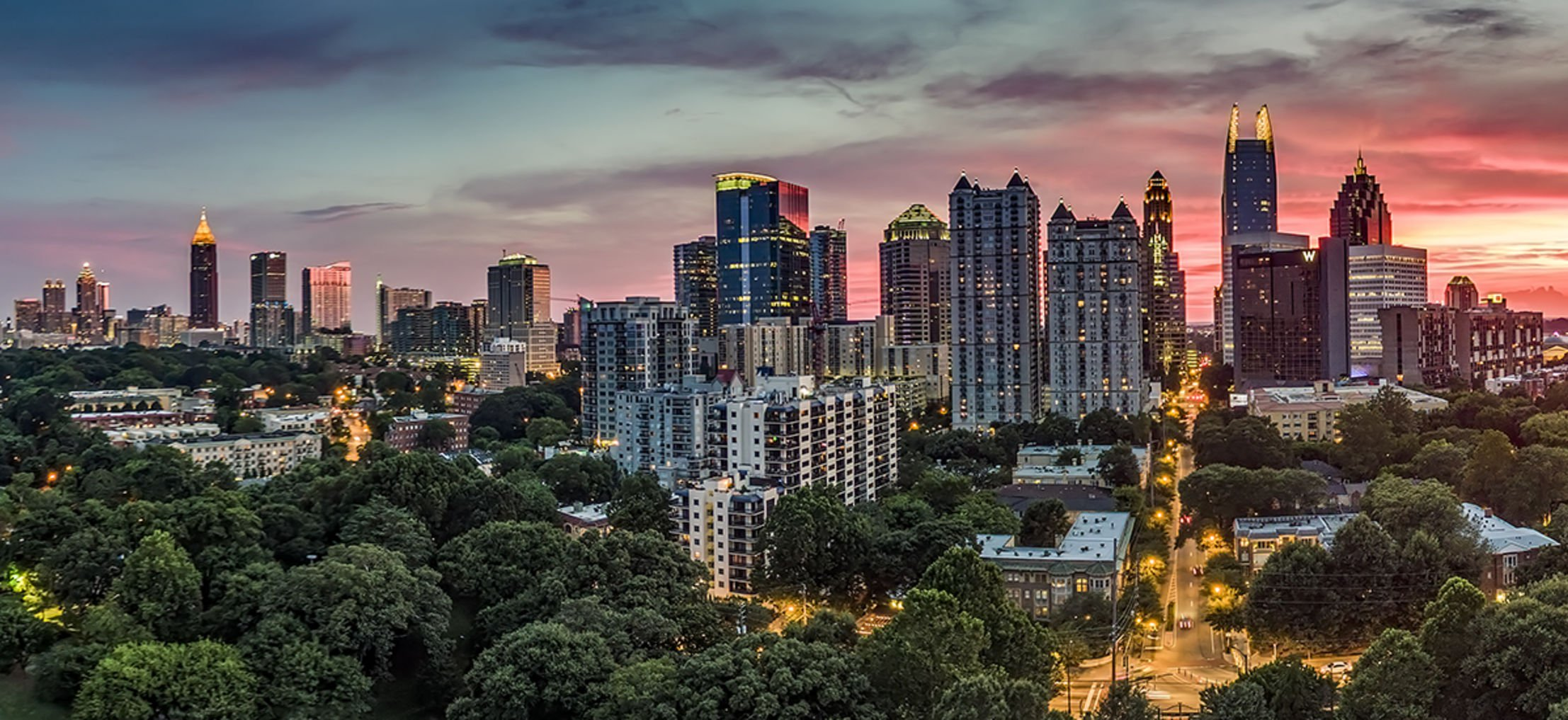 Atlanta widescreen wallpapers
