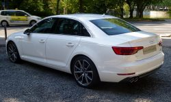 Audi A4 (B9) widescreen wallpapers