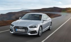 Audi A5 Coupe II widescreen wallpapers