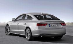 Audi A5 Sportback II widescreen wallpapers