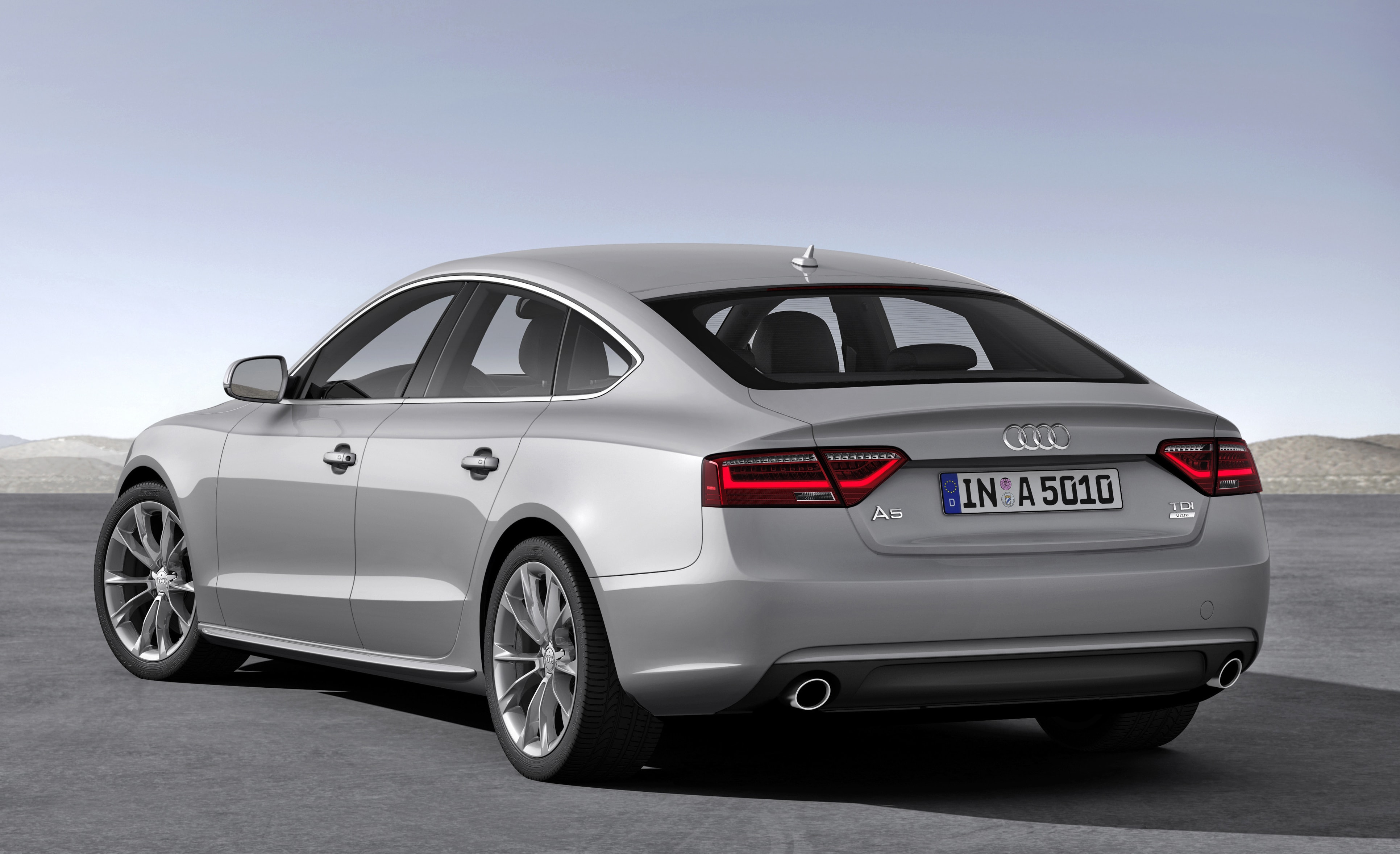 Audi A5 Sportback II widescreen wallpapers