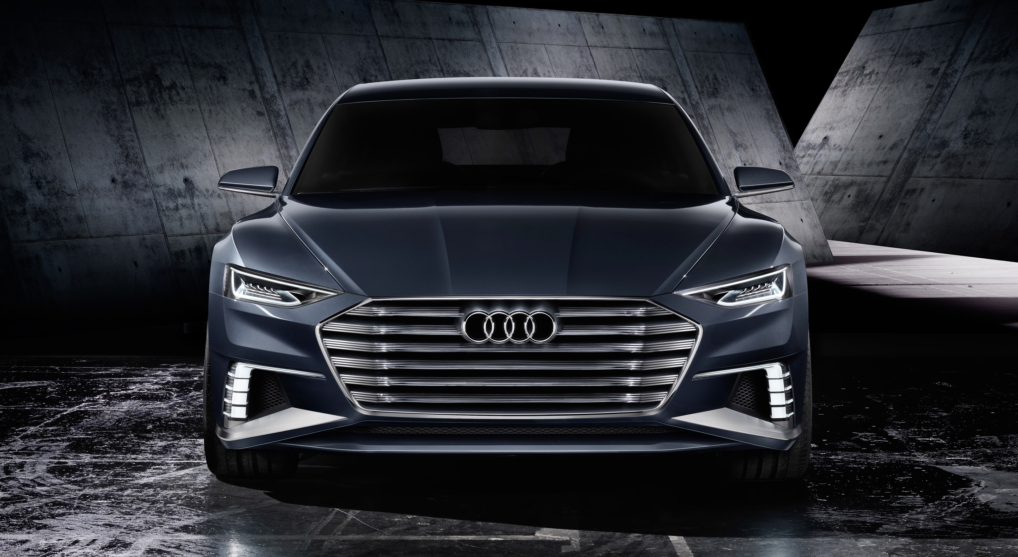 Audi A8 (D5) widescreen wallpapers