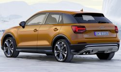 Audi Q2 widescreen wallpapers