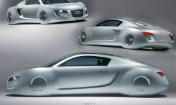 Audi RSQ Concept widescreen wallpapers