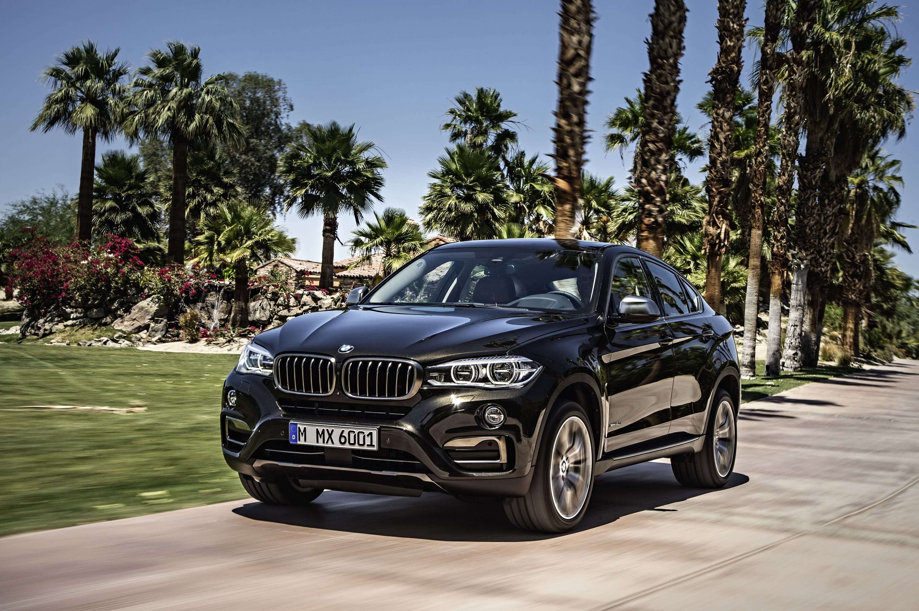 BMW X6 (F16) widescreen wallpapers
