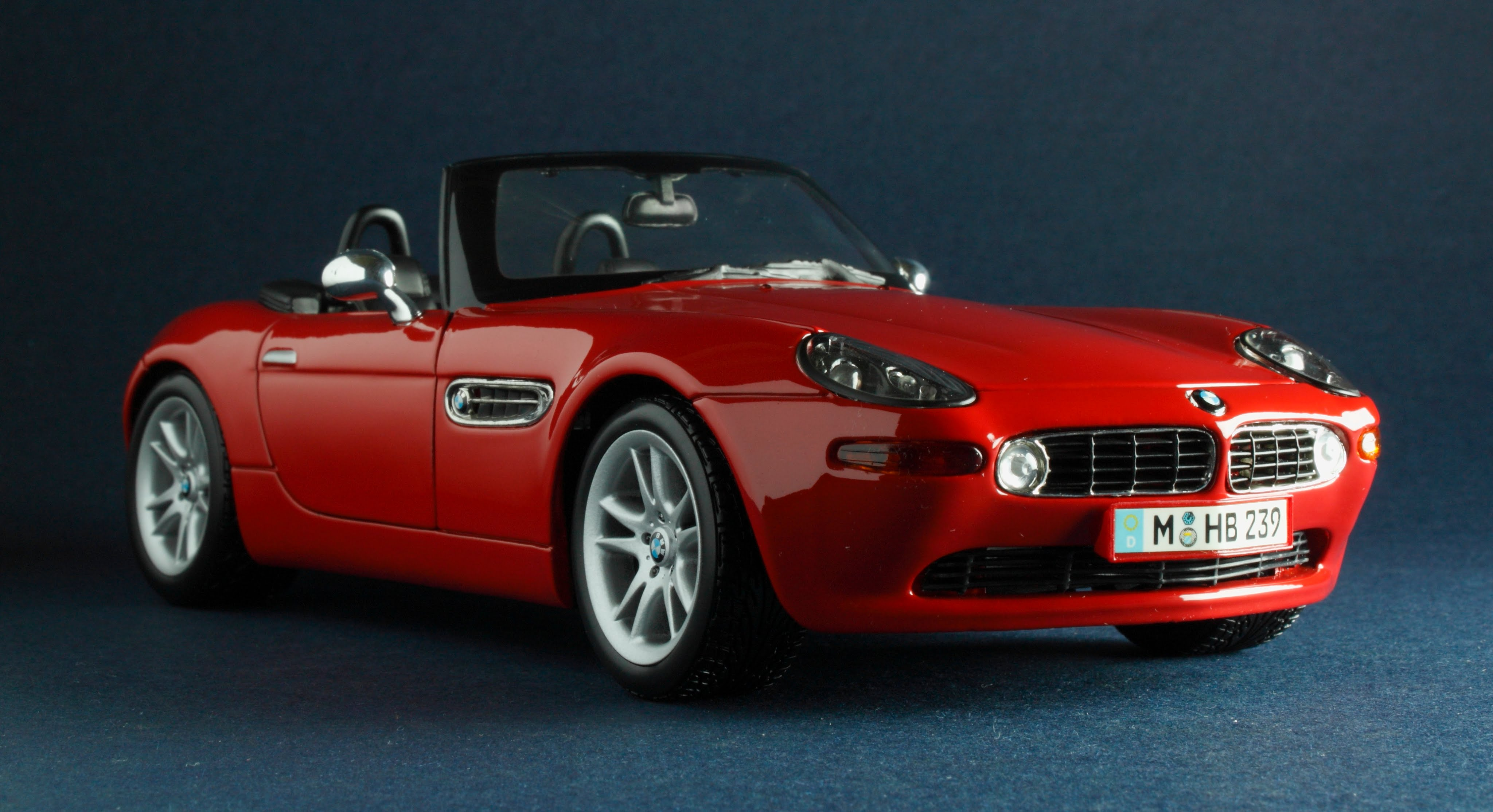 BMW Z8 widescreen wallpapers