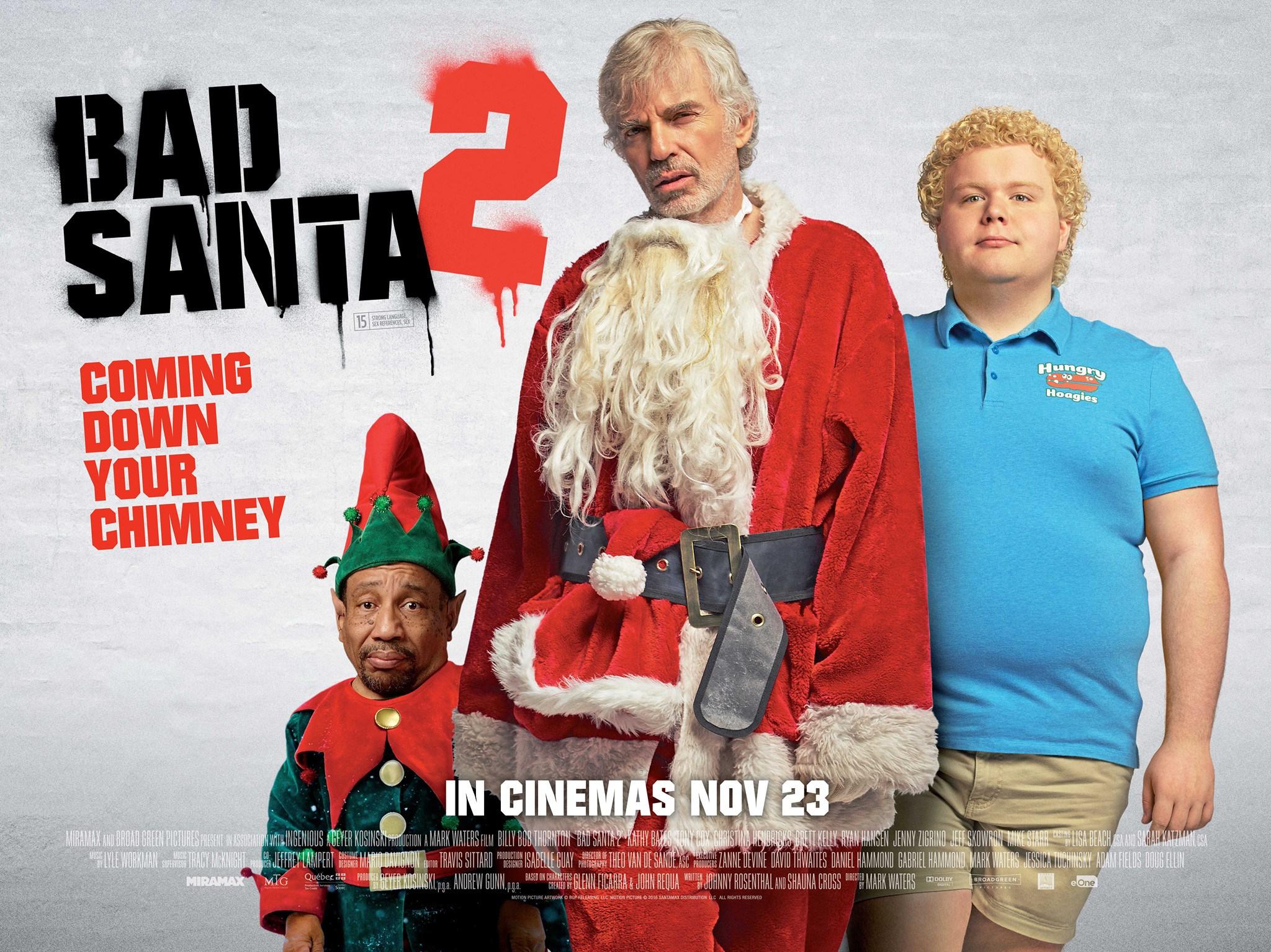 Bad Santa 2 widescreen wallpapers