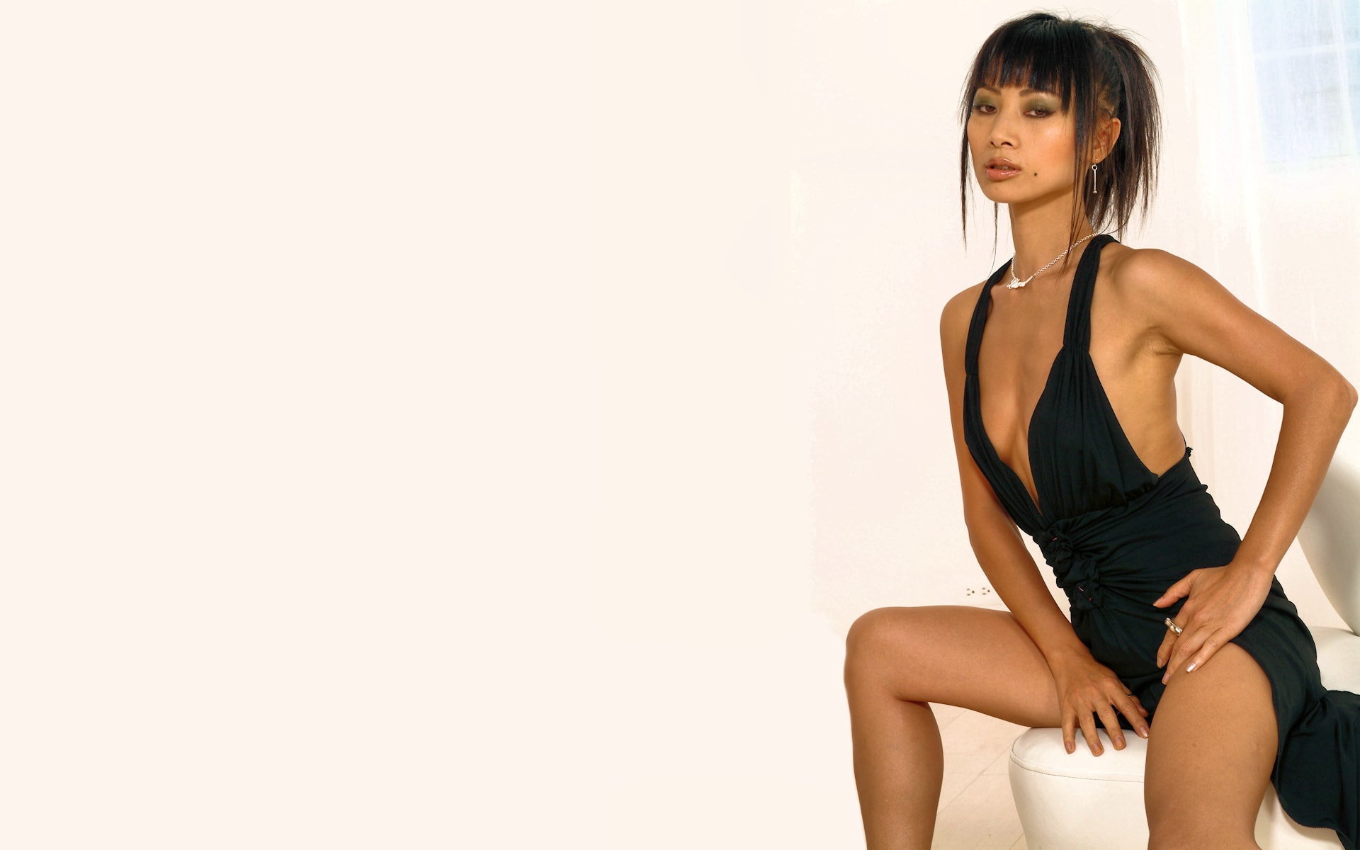 Bai Ling widescreen wallpapers