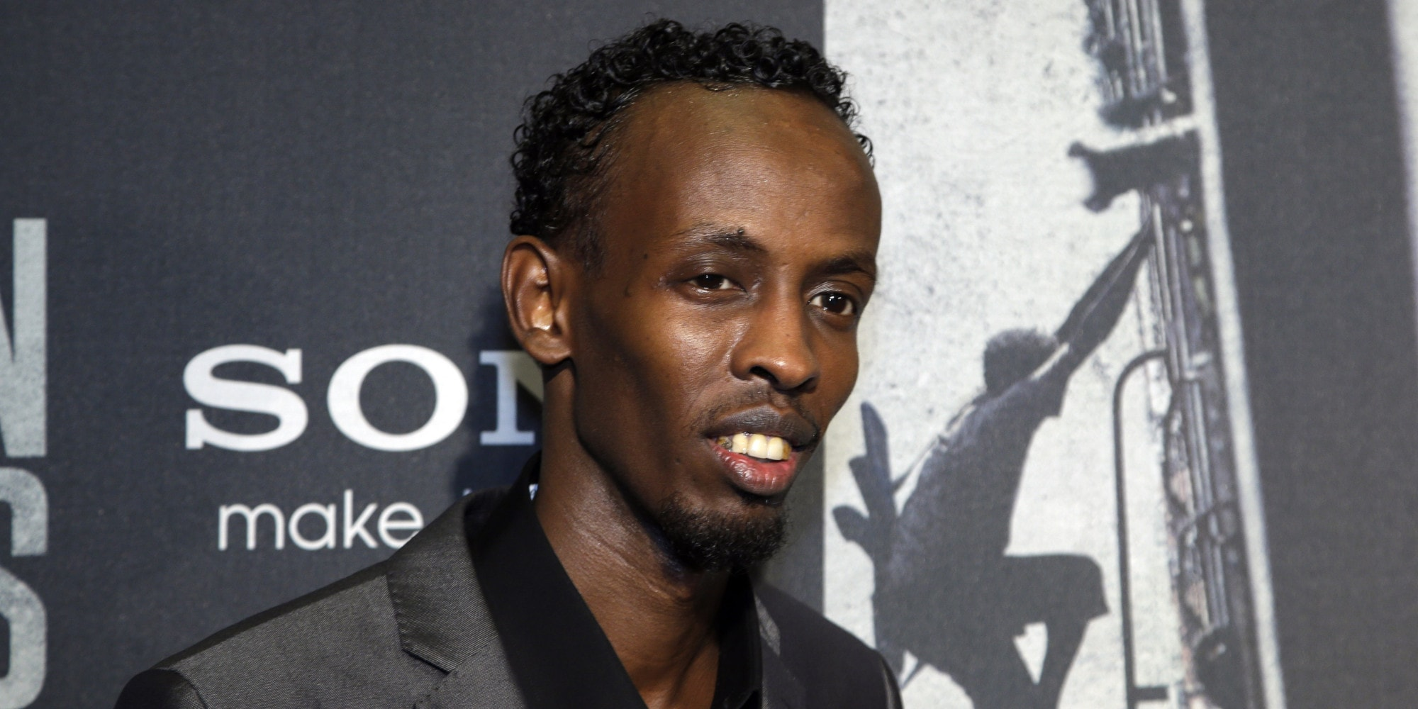 Barkhad Abdi widescreen wallpapers