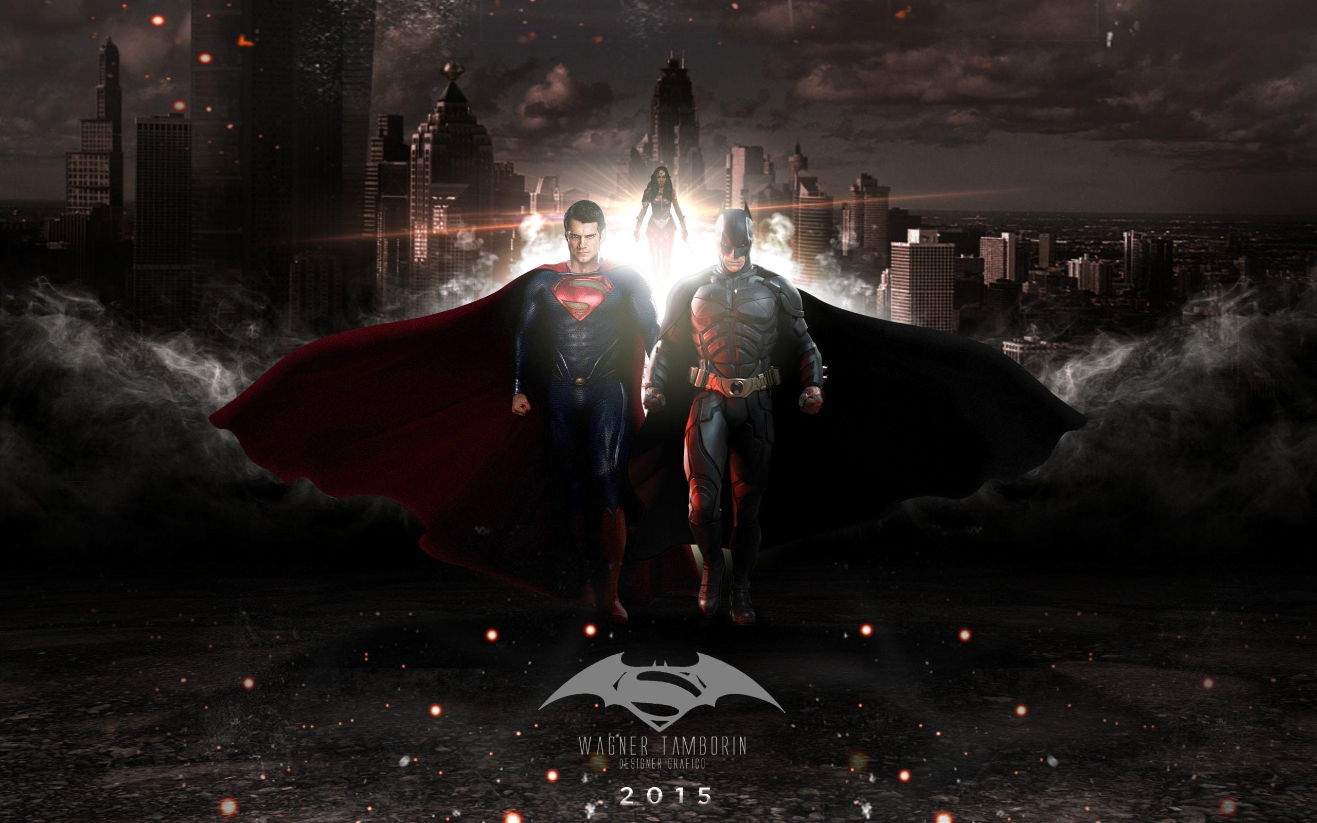Batman Vs Superman: Dawn Of Justice widescreen wallpapers
