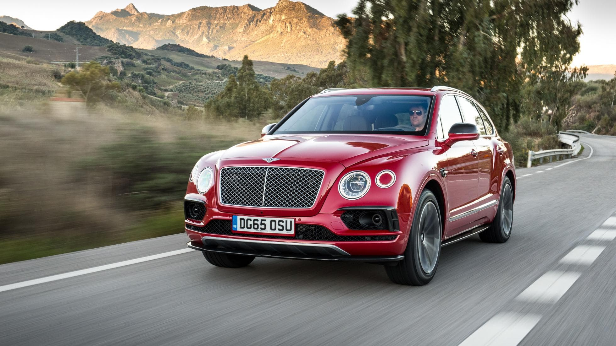Bentley Bentayga HD Desktop Wallpapers