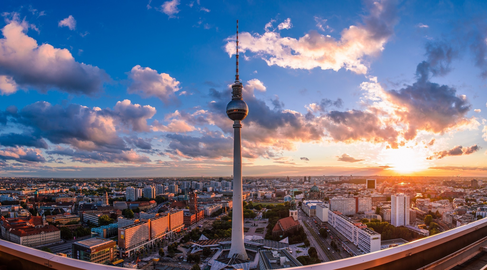 Berlin widescreen wallpapers