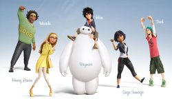 Big Hero 6 widescreen wallpapers