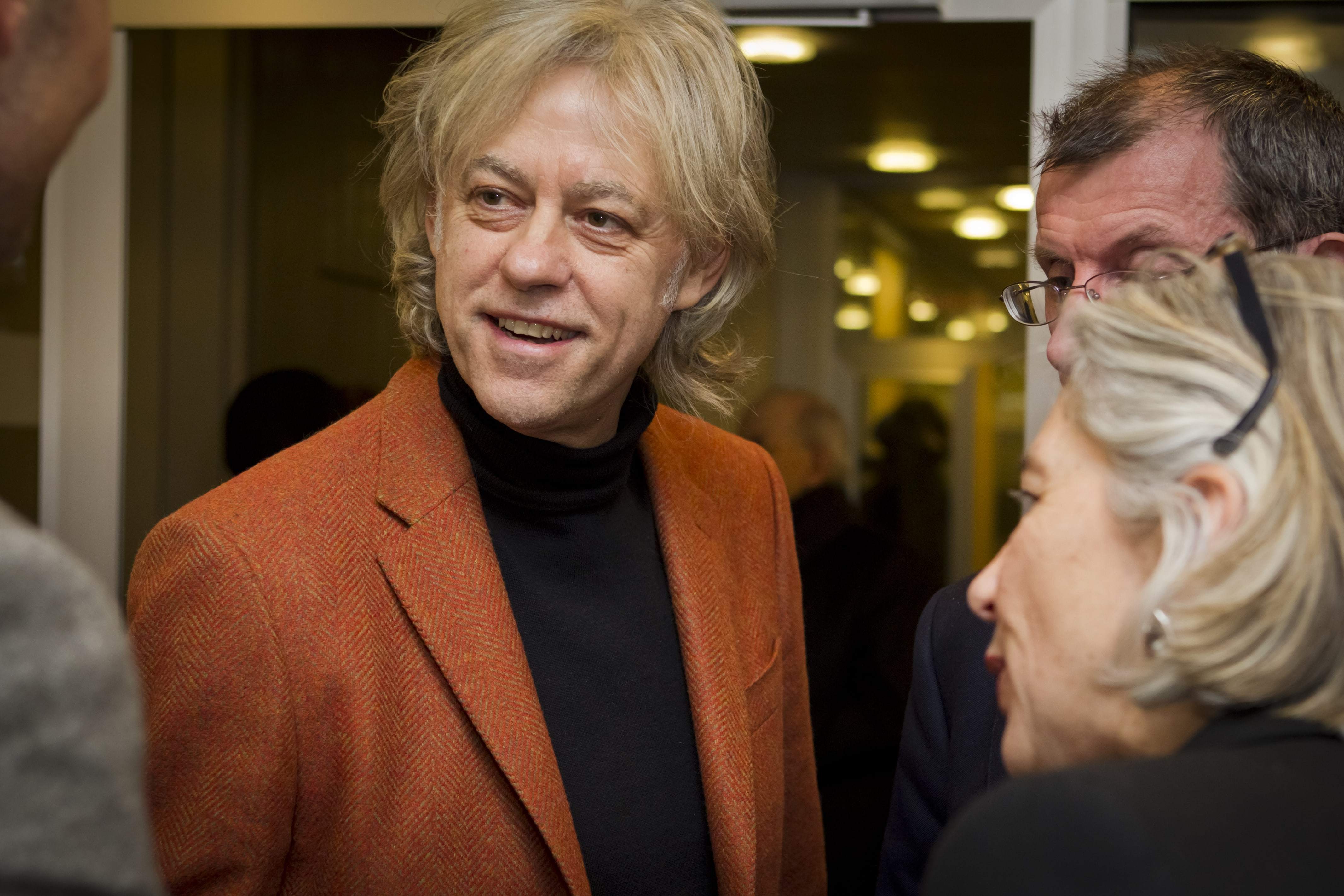 Bob Geldof widescreen wallpapers