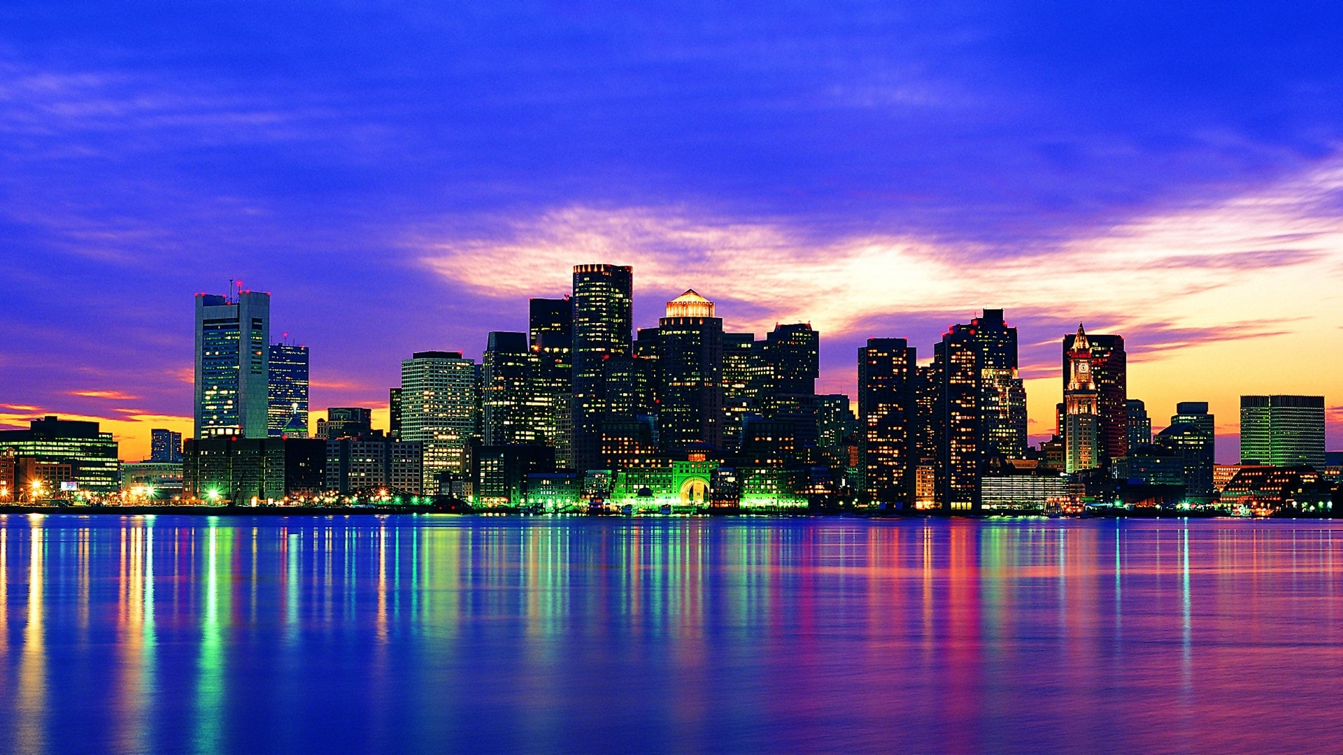 Boston widescreen wallpapers