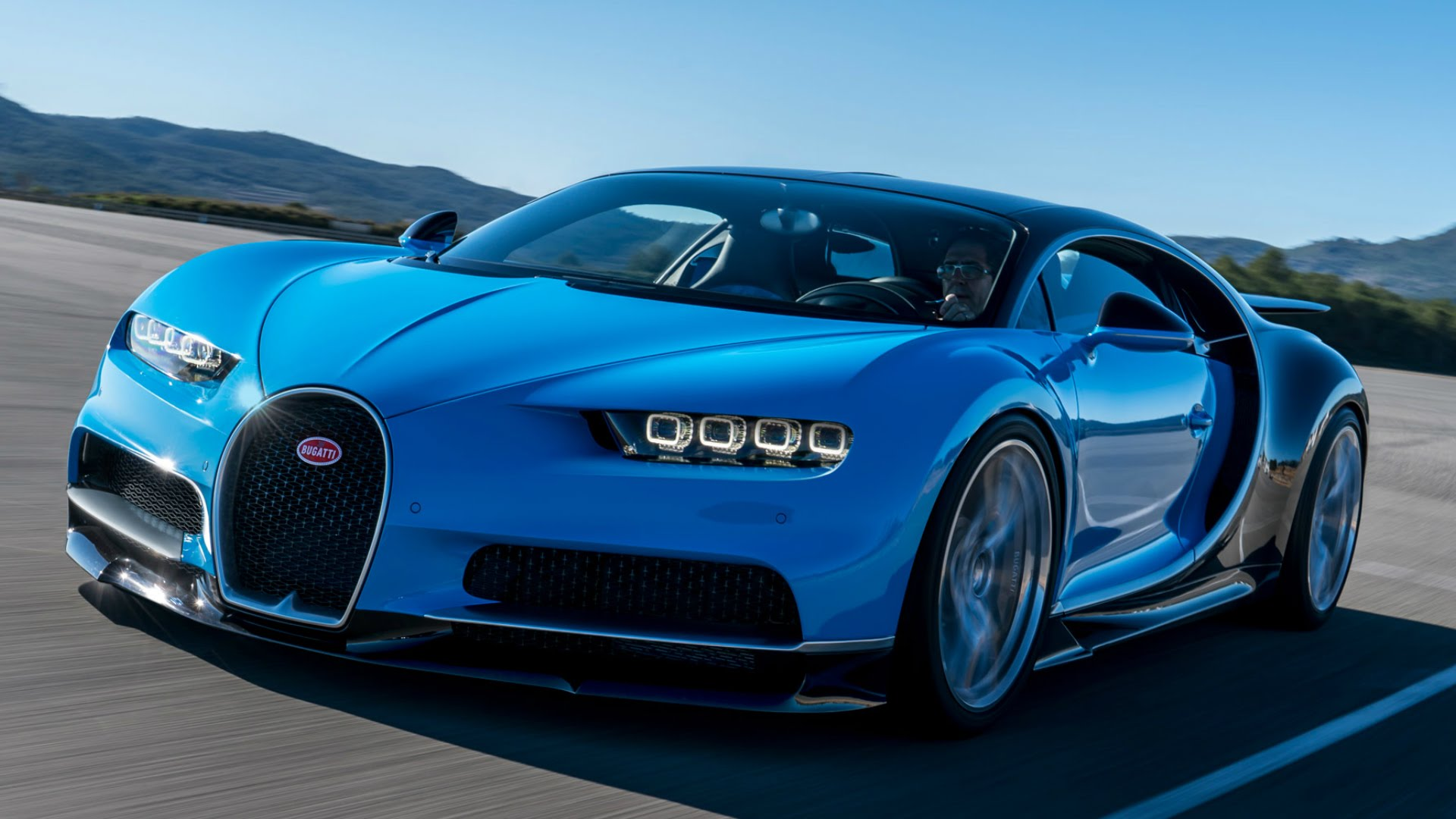 Bugatti Chiron widescreen wallpapers
