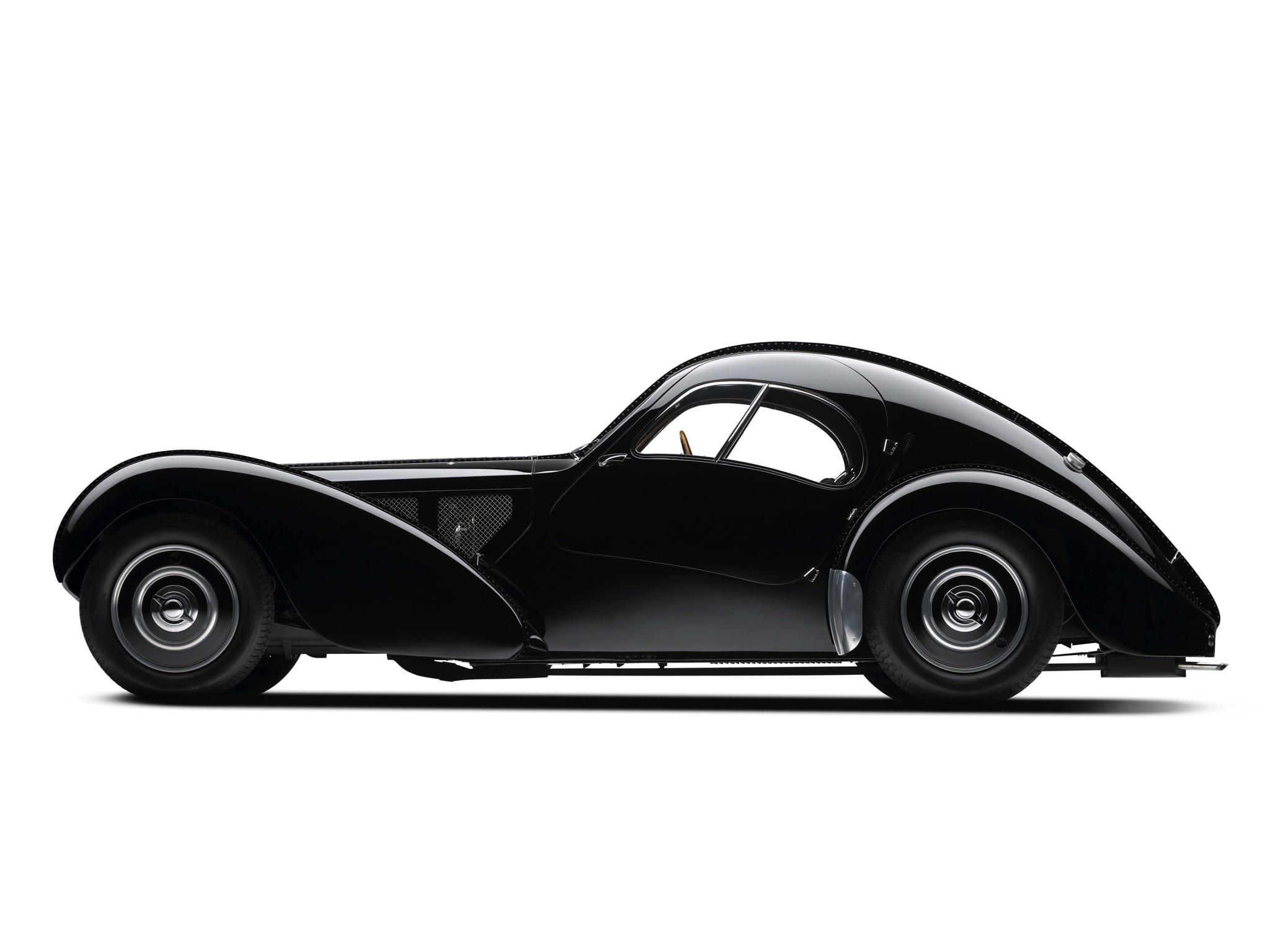 Bugatti Type 57SC Atlantic Coupe widescreen wallpapers