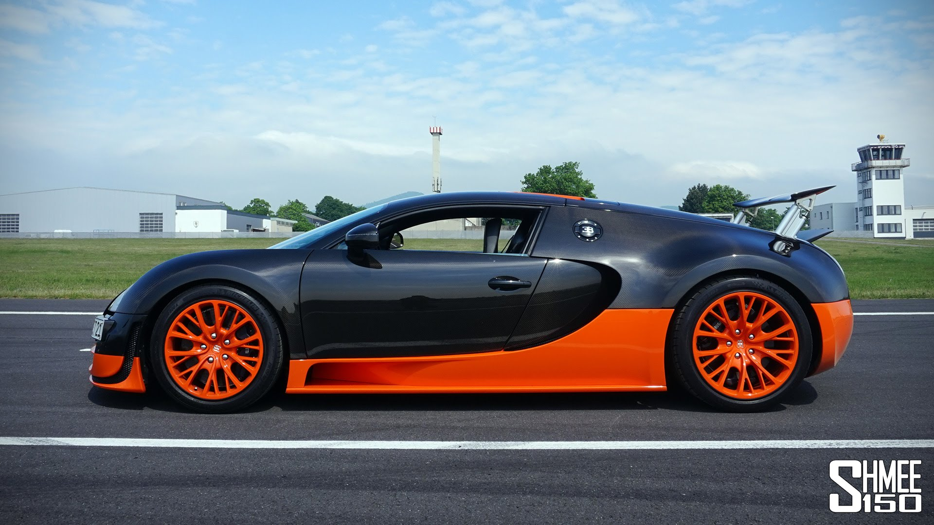 Bugatti Veyron Super Sport widescreen wallpapers