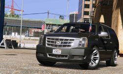 Cadillac Escalade 4 widescreen wallpapers