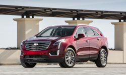 Cadillac XT5 widescreen wallpapers