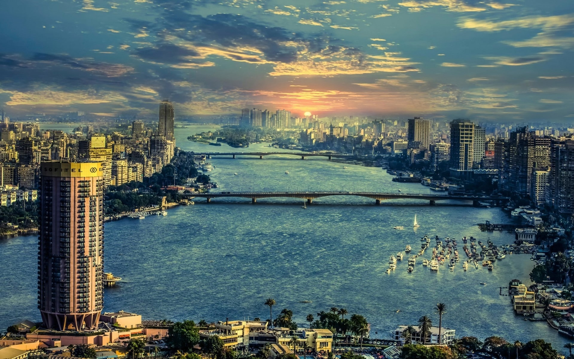Cairo widescreen wallpapers