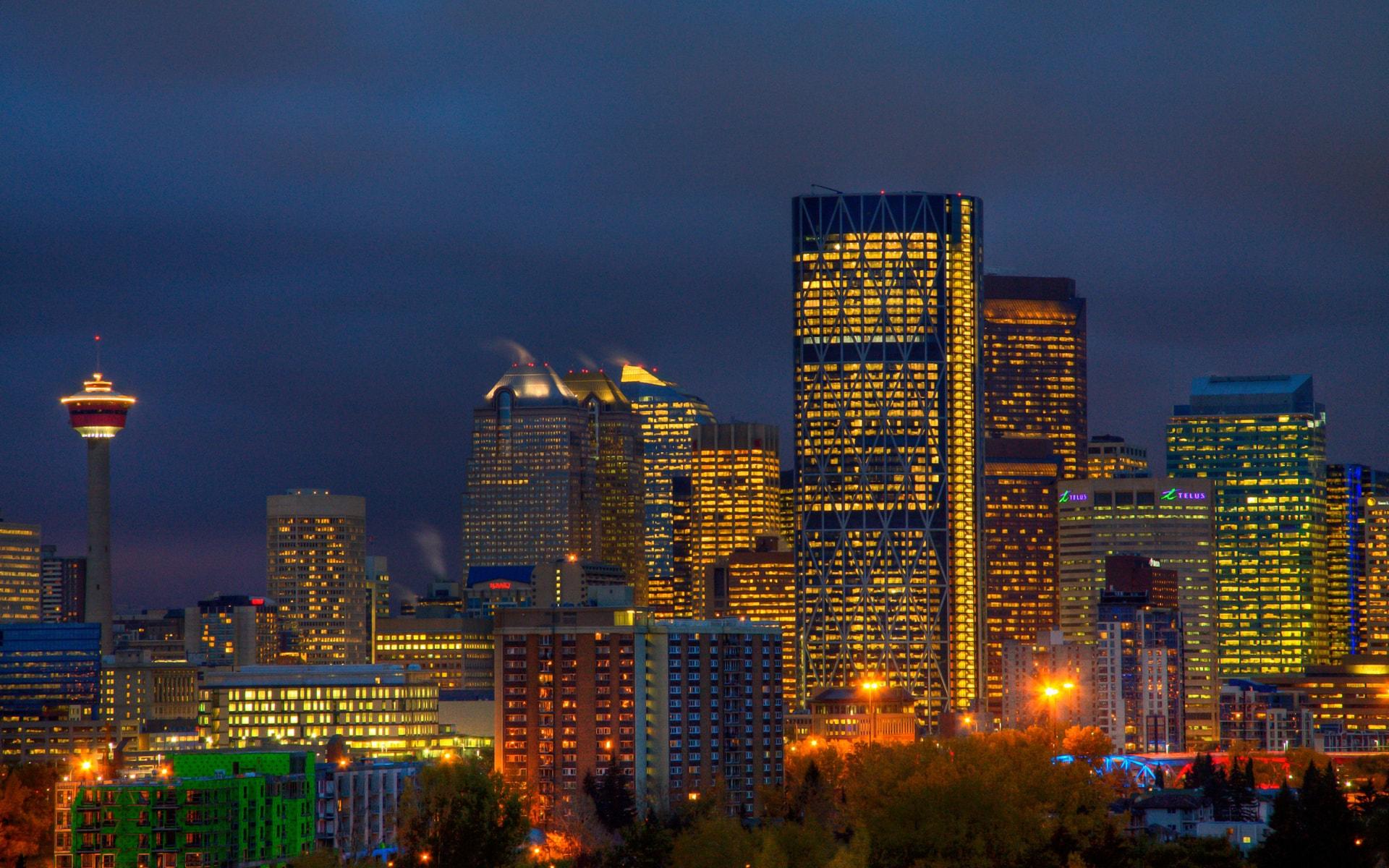 Calgary widescreen wallpapers