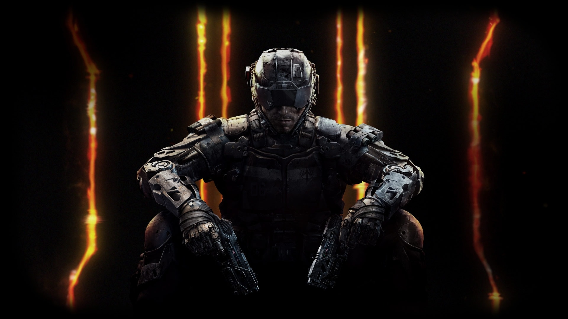 Call Of Duty Black Ops 3 Widescreen Wallpapers