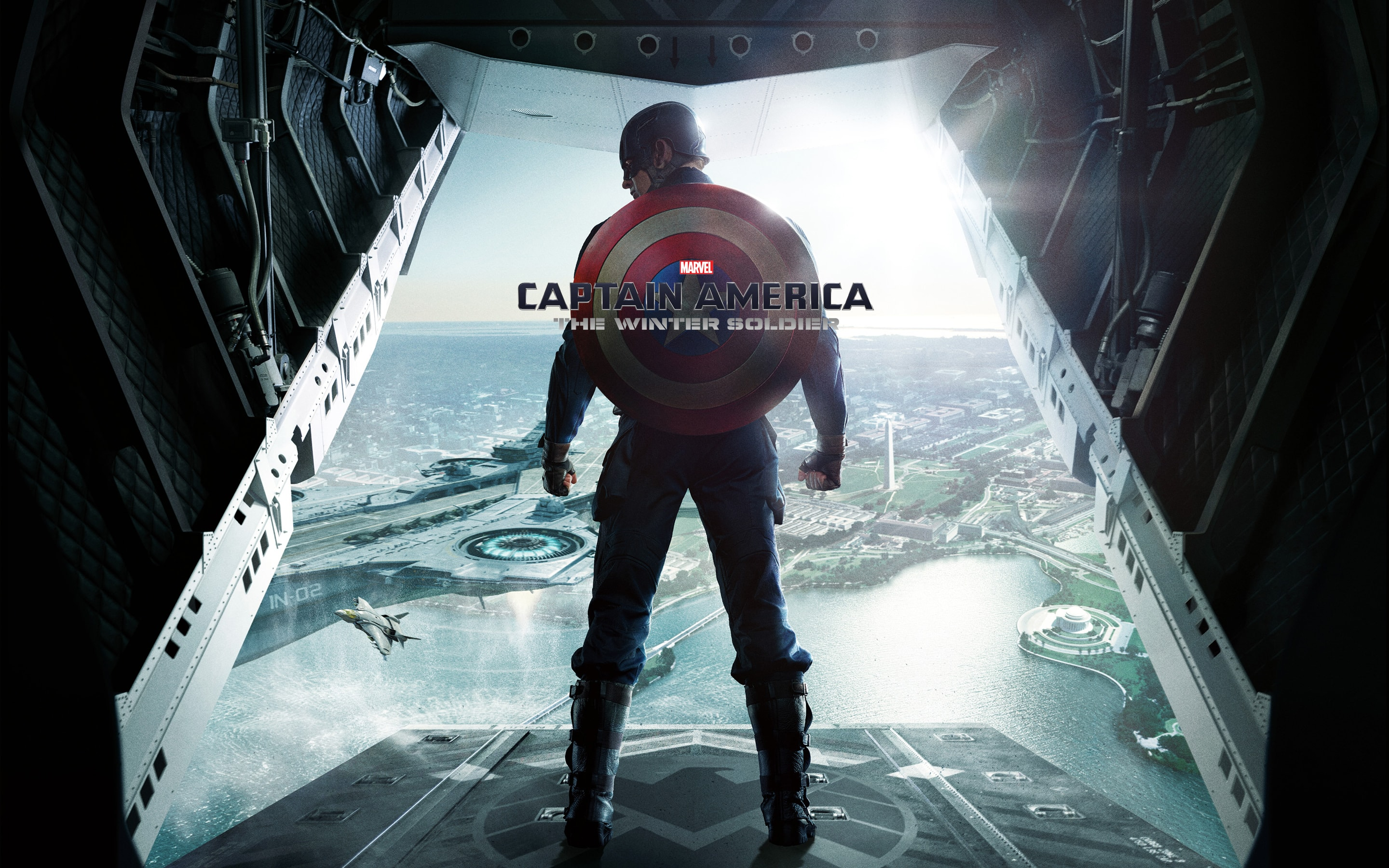 Captain America: The Winter Soldier widescreen wallpapers