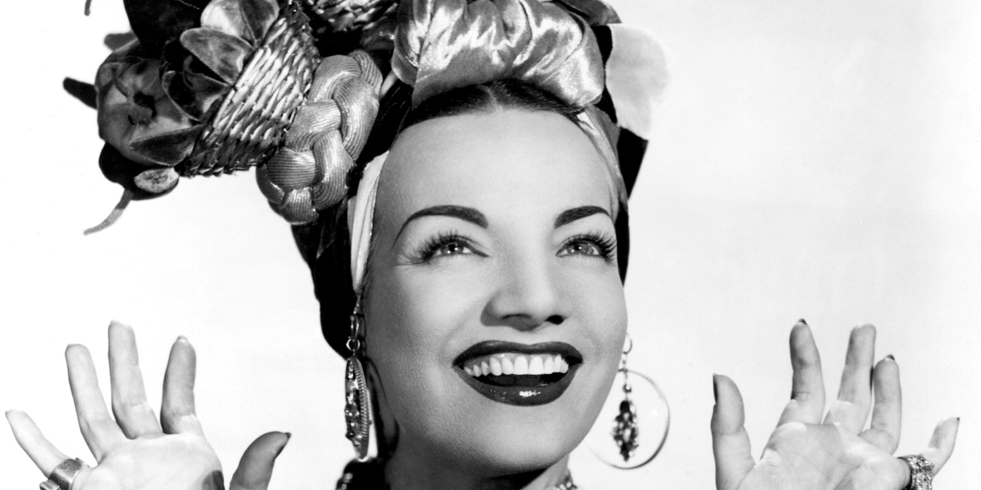 Carmen Miranda widescreen wallpapers