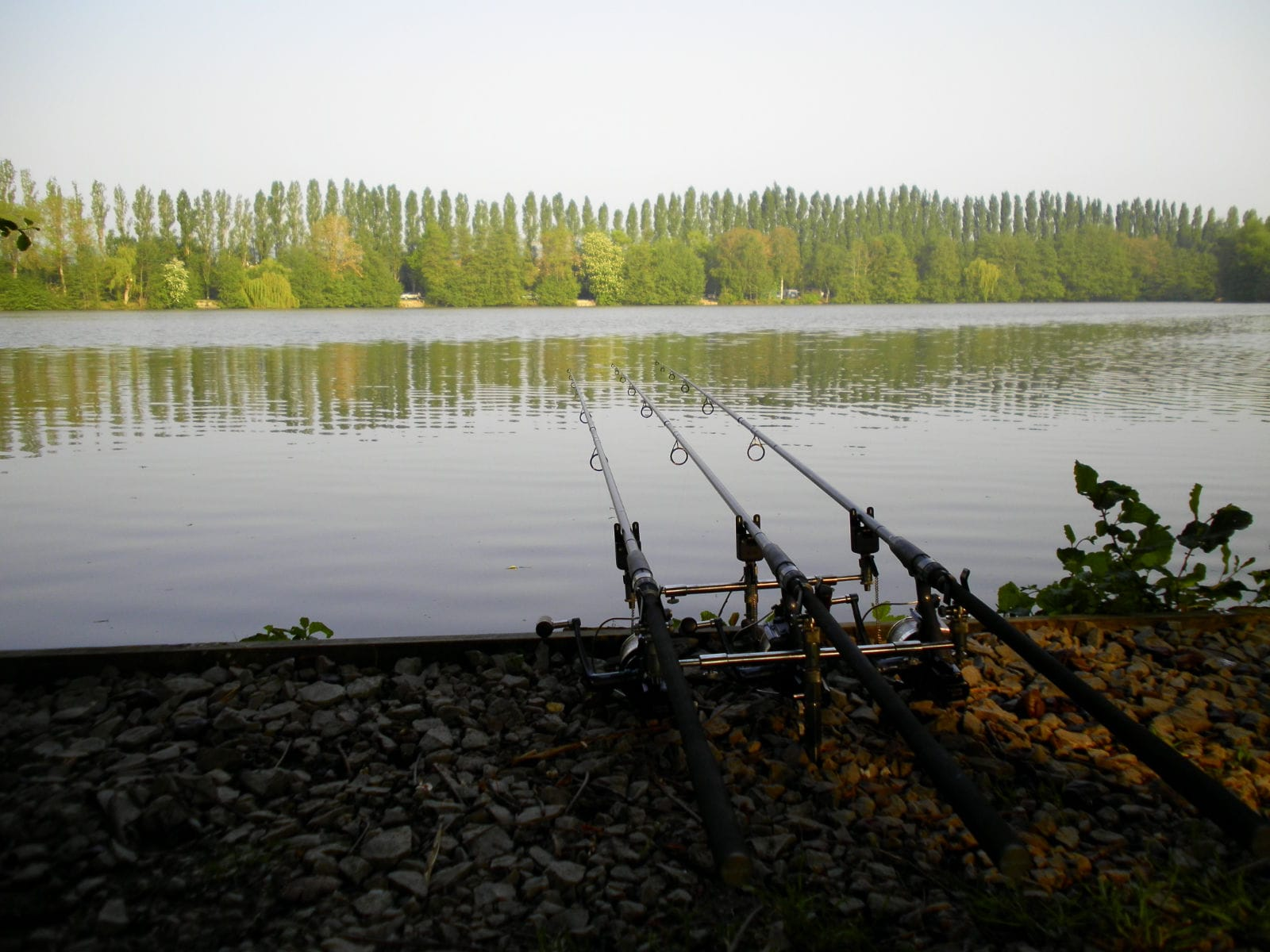 Carpfishing widescreen wallpapers