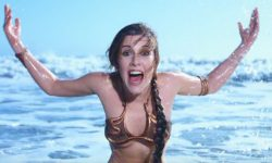Carrie Fisher widescreen wallpapers