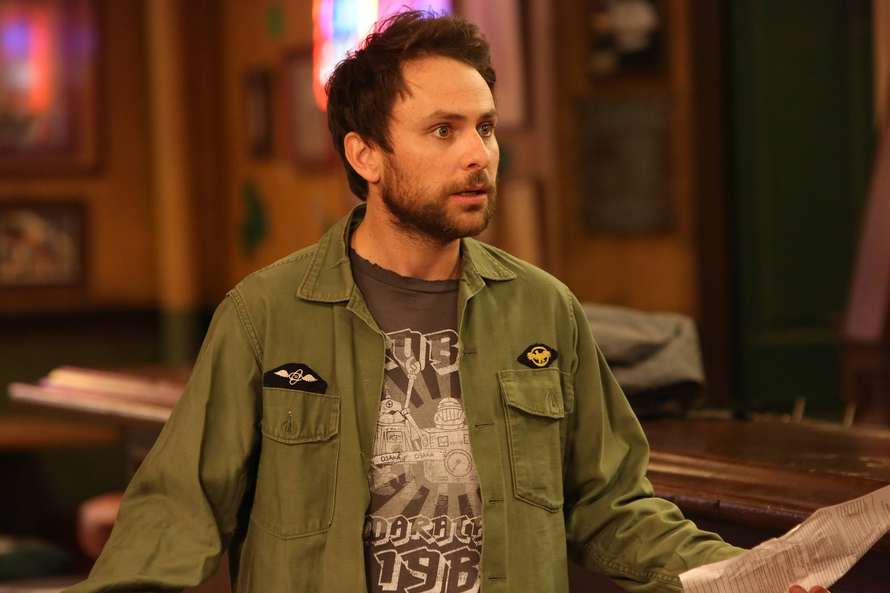 Charlie Day widescreen wallpapers