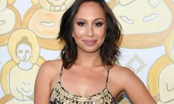 Cheryl Burke widescreen wallpapers