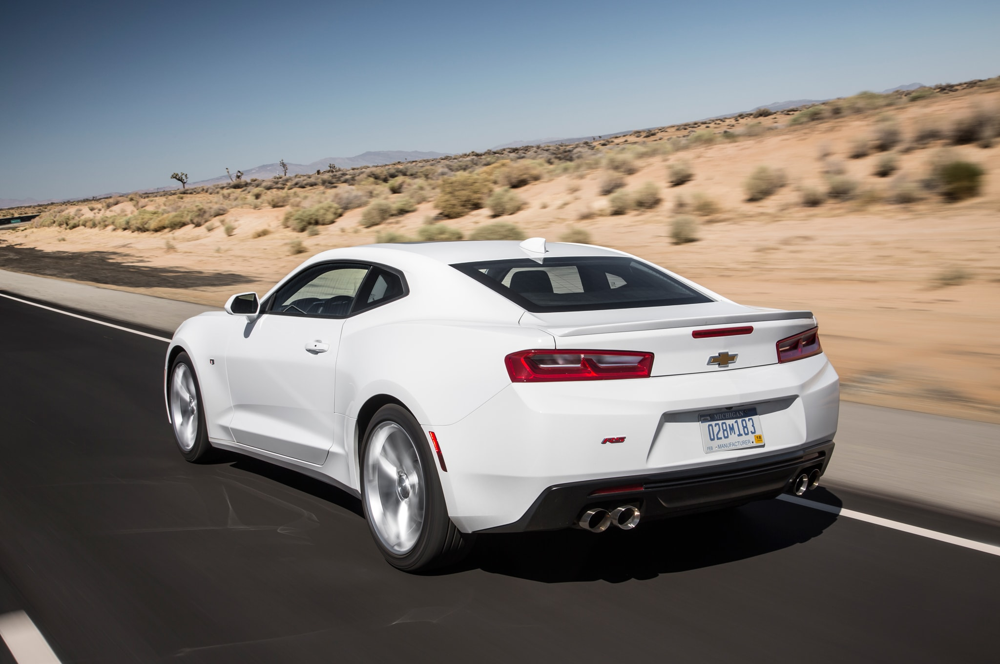Chevrolet Camaro 6 widescreen wallpapers